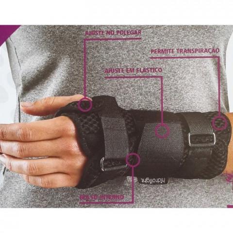 Tala para Punho Comfort Air com Sistema de Ventilação