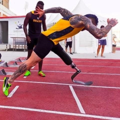 Sistema de Prótese Esportiva