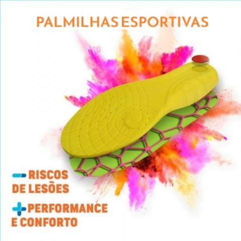 Palmilhas Esportivas - FlexSports