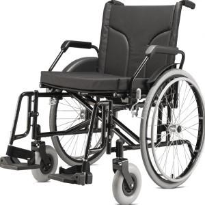 Cadeira de rodas Big - Jaguaribe