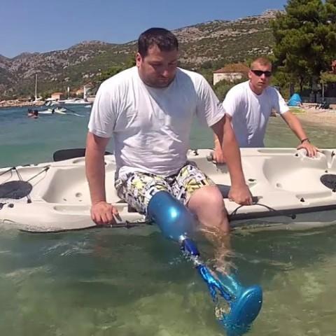 Sistema de próteses Aqualine - Ottobock