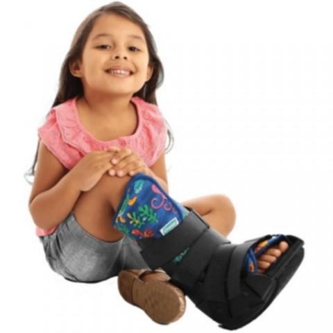 Bota Imobilizadora Infantil Robocop - Chantal