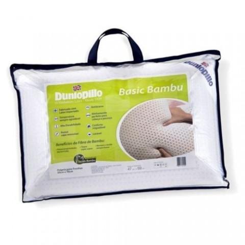 Travesseiros Basic Bambu - Dunlopillo