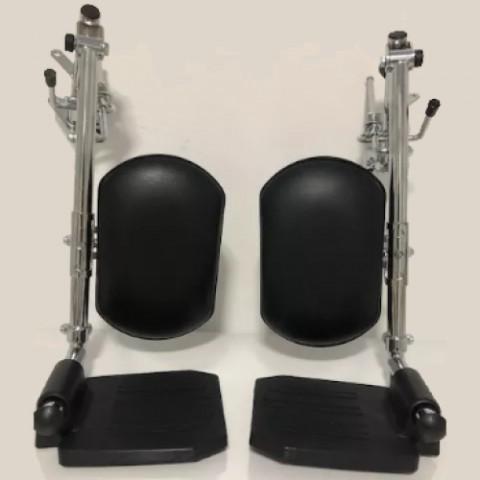 Apoio De Pé Elevável Para Cadeira De Rodas Centro S1 - Ottobock (PAR)